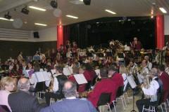 2006 - Concert avec l\'harmonie d\'Aubange (Belgique)