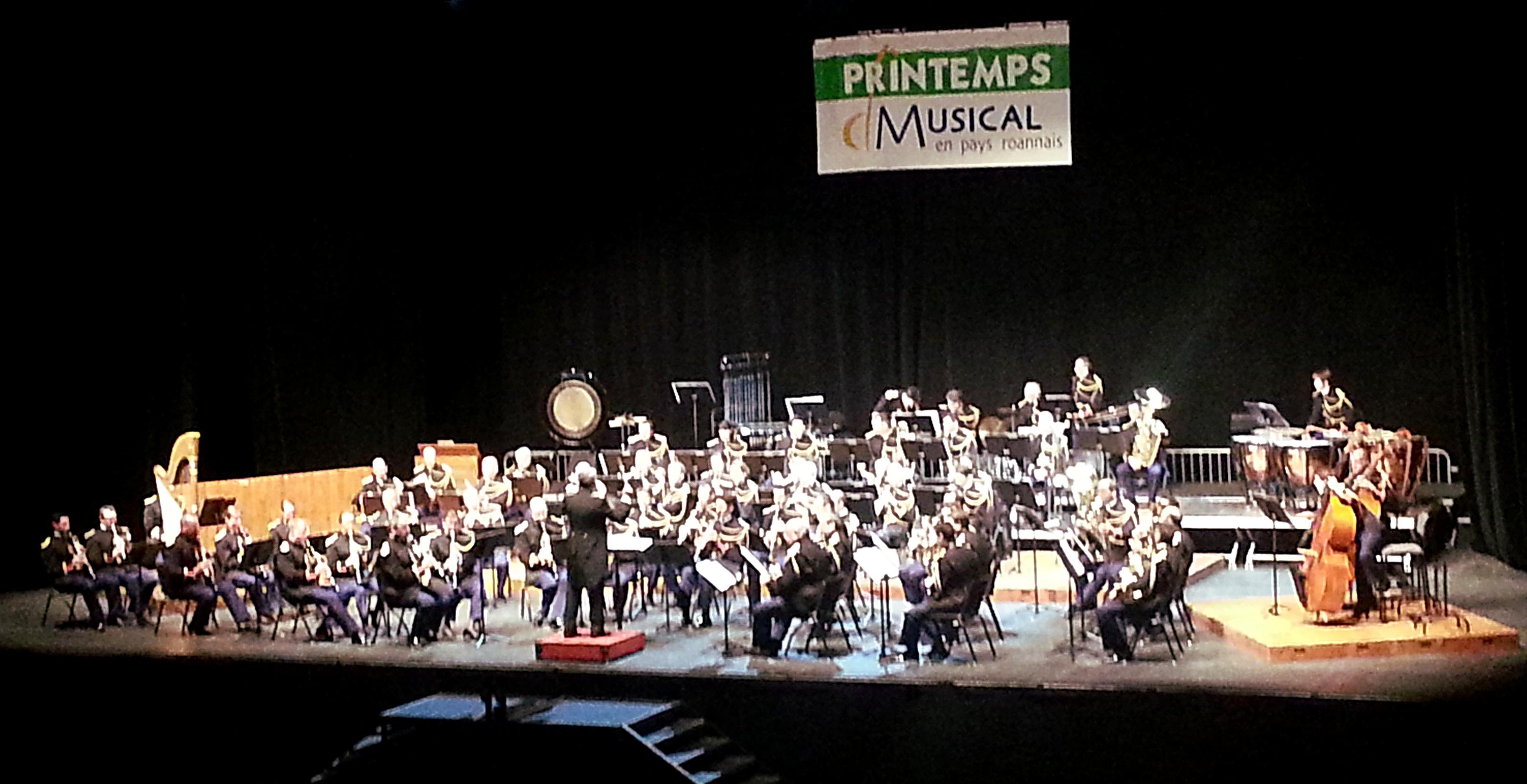 Concert du 26/6/2013 au Scarabée de Roanne à l'occasion du 25ème Printemps Musical en Pays Roannais