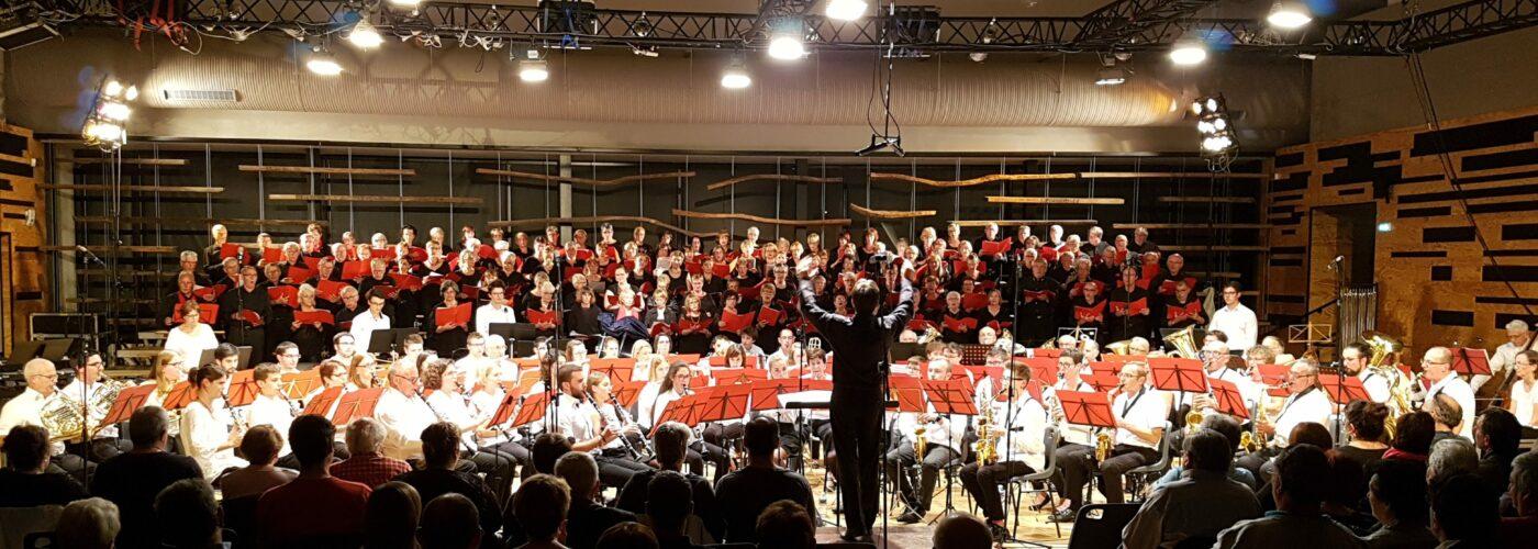 Ensemble instrumental de St André d'Apchon