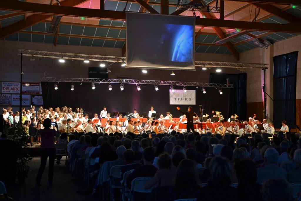 Concert à Roanne - Salle Fontalon @ Roanne