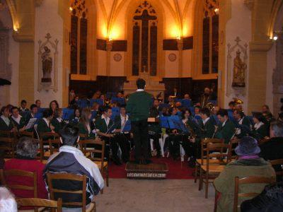 2006 - Concert de Saint Cécile
