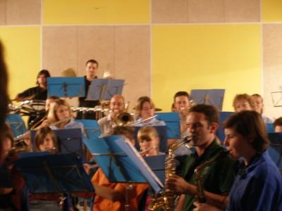 2007 - Première tournée en Aveyron