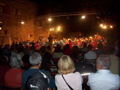 2008 - Seconde tournée en Aveyron