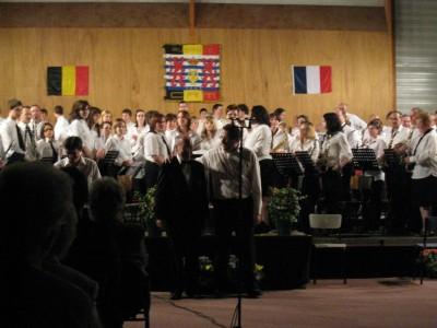 2009 - Voyage concert à Aubange en Belgique